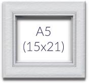 Fotokader A5 (15x21)