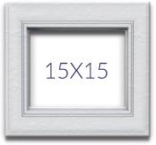 Fotolijsten 15x15