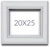 Fotolijsten 20x25