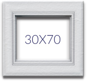 Fotolijsten 30x70