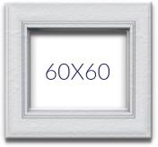 Fotolijsten 60x60