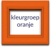 Oranje Fotokaders