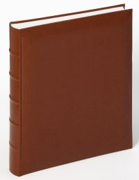 Foto Album Classic Bruin (witte bladzijden)