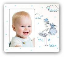 Fotokader Baby Fagottino Blauw