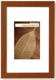 Houten fotokader Natura Bruin