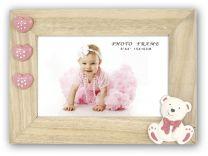 Fotokader Baby Patty Roze