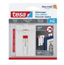 Tesa Verstelbare Klevende Spijker voor Behang & Pleisterwerk