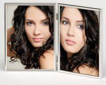 Multi-Fotokader Chloe3 2x 13x18 cm