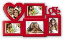 Multi-Fotokader Zamora Love - Valentijnsdag Cadeau