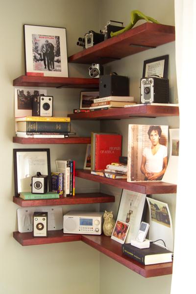 fotolijst boekenplank